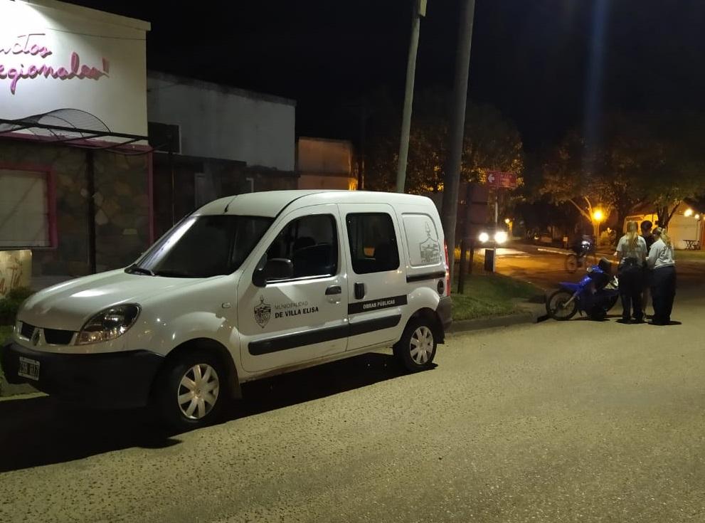 Entró en vigencia en Villa Elisa la Ordenanza que permitirá el decomiso y destrucción de escapes modificados