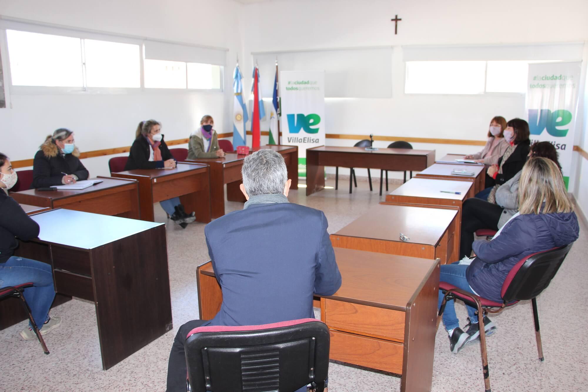 Nuevo convenio de Prácticas Educativas Vocacionales Ocupacionales